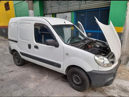 Imagem 1 de 6 de Renault Kangoo Express 2011 1.6 16v Porta Lateral Hi-flex 5p