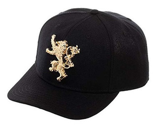 Game Thrones House Lannister Snapback Black