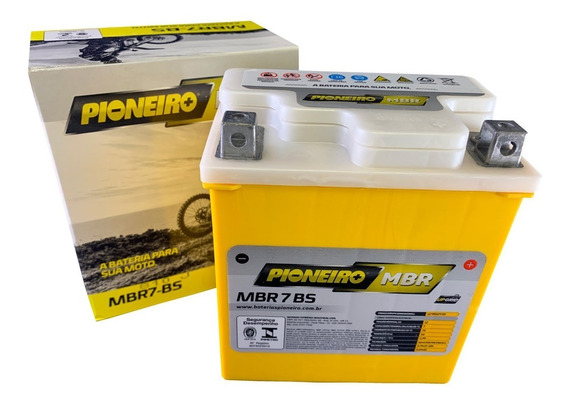 Bateria Pioneiro 7ah Kasinski Mirage 150 2013 Original