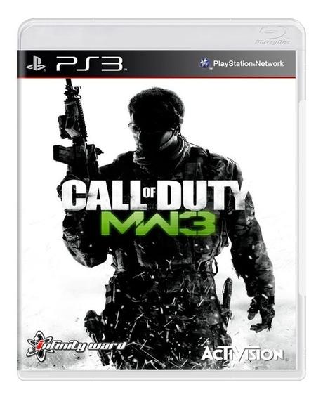Game - Call Of Duty: Modern Warfare 3 (mw3) - Ps3
