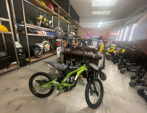 Moto Bicileta Electrica Sur Ron Light Be X Motor 5000w Kasia