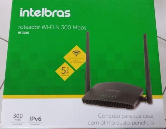 Roteador Intelbras Wi-fi N 300 Mbps