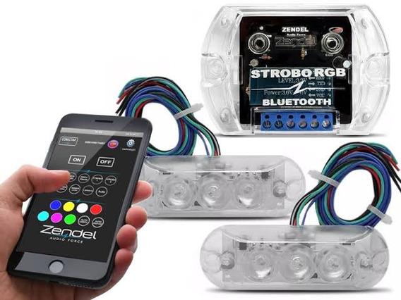 Strobo Zendel 12v Via Bluetooth