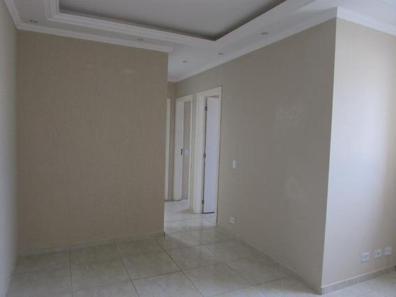Belíssimo Apartamento Para Locação Em Jundiapeba - Mogi Das Cruzes - Ap1637l