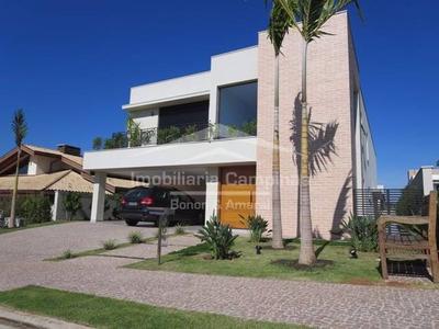 Casa À Venda Em Alphaville Dom Pedro - Ca007740