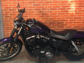 Motofeel .- Harley Davidson Iron 883 2014