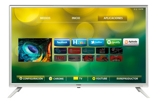 Smart Tv Hyundai 32 Gris Hyled3239intm