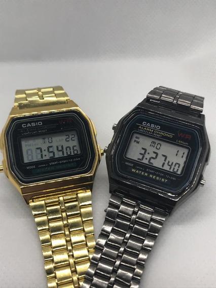 Relógio Cassio Retro