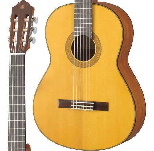 Violão Acústico Yamaha Cg122ms Nylon