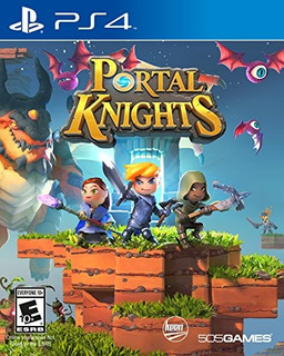 Ps4 Portal Knights: Gold Throne Edition