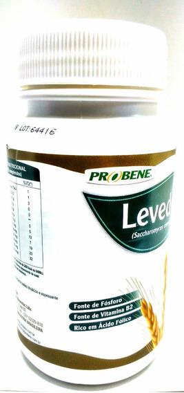 Levedo Levedura De Cerveja 400 Comp 500mg 100% Original