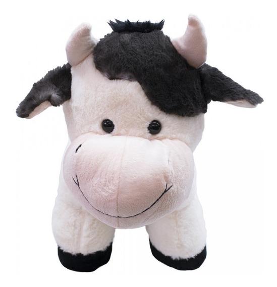 Vaca Em Pé 31 Cm - Pelúcia