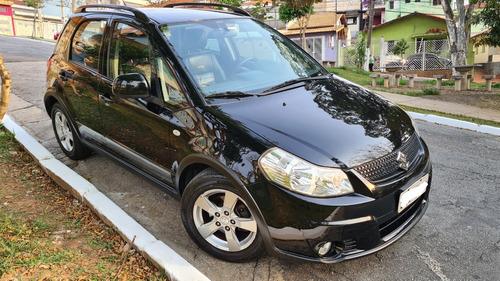 Imagem 1 de 6 de Suzuki Sx4 - Automático 2010/2011