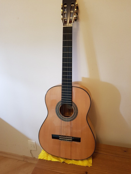 Violão Flamenco (guitarra Flamenca) Luthier Joao Batista
