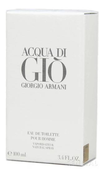 Perfume Acqua Di Gio Giorgio Armani Masculino Edt 100ml