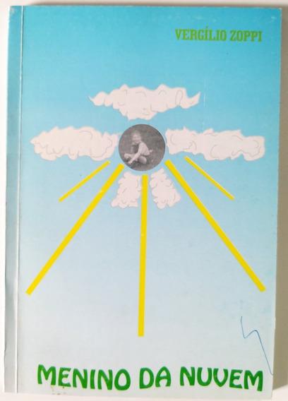 Livro Menino Da Nuvem - Virgílio Zoppi - Usado Bom Estado