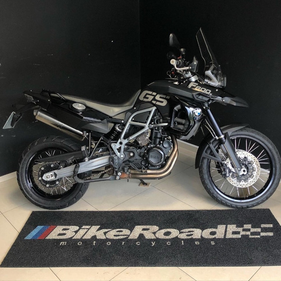 Bmw F800gs Triple Black 2012