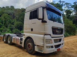 Man 29440 Tgx 6x4 Ano 2014 Motor C/ 20 Mil Km =mb 2644 Volvo