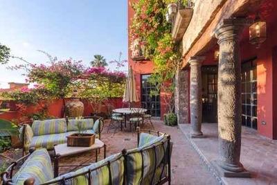 Casa En Venta Colonia Centro, San Miguel De Allende, Guanajuato