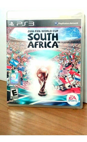 2010 Fifa World Cup South Africa Ps3 Usado