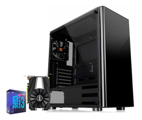 Pc Gamer Intel I3 9100f Gtx 1660 6gb Ram 8gb Ddr4 Hd 1tb