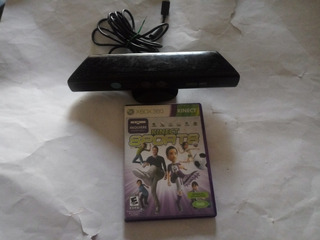 Kinect Xbox 360 Con Kinect Sports