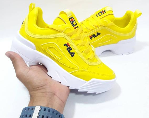 Zapatos Deportivos Fila!!! Unisex.!!!