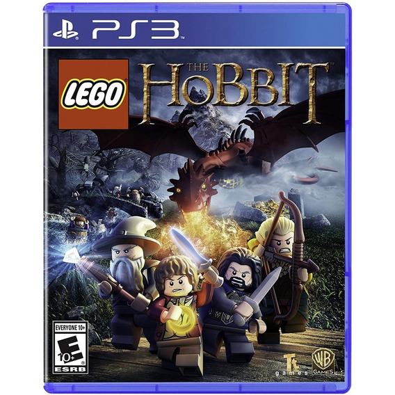 Lego The Hobbit Ps3 Mídia Física