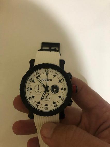 Relógio Red Line - Exclusivo De Fora - Pra Vender Logo!!!