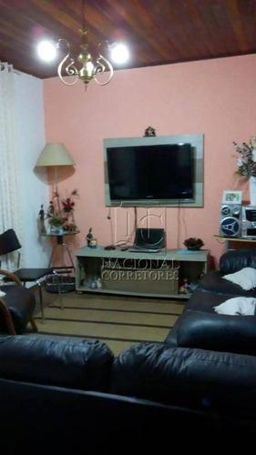 Imagem 1 de 20 de Casa Com 4 Dormitórios À Venda, 127 M² Por R$ 425.000 - Parque Novo Oratório - Santo André/sp - Ca2672