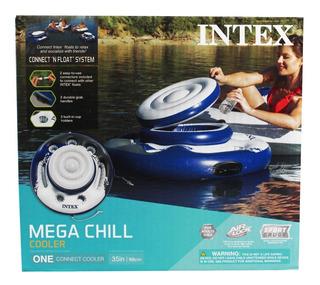 Hielera Mega Chill Intex 35 Mod 56822ep