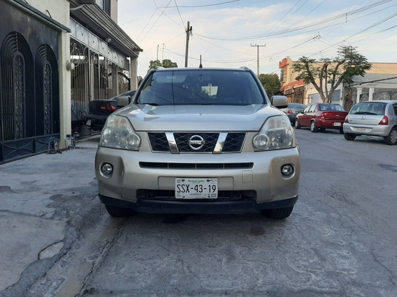 Nissan X-trail 2.5 Gx 4wd Mt 2009