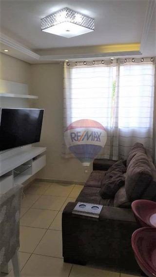 Apartamento Com 2 Dormitórios À Venda, 47 M² Por R$ 150.000,00 - Vila Cidade Jardim - Botucatu/sp - Ap0554