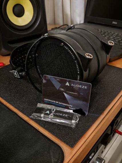 Audeze Lcd-x Headphones Com Certificado De Autenticidade