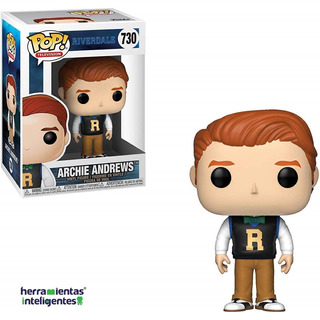 Archie Andrews 730 Funko Pop Riverdale Tv Serie