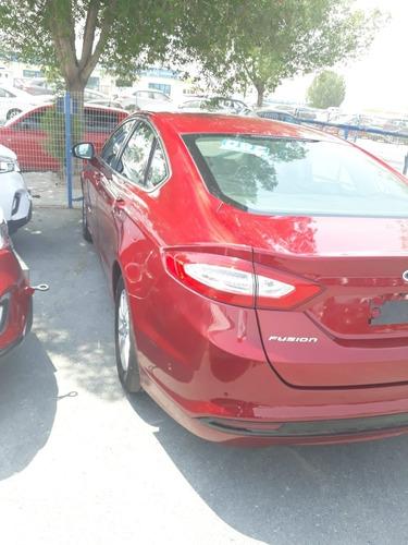 Ford Fusión 2.0t Se 4p Automático Hibrido  Casi Nuevo