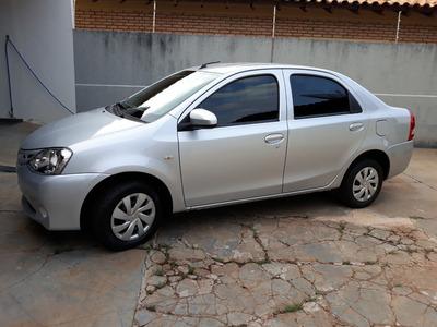 Vendo Ou Troco Etios Sedan 1.5 X. 2016/2017.dourados Ms