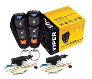 Alarma De Seguridad Viper 3400v + 2 Actuador Seguros