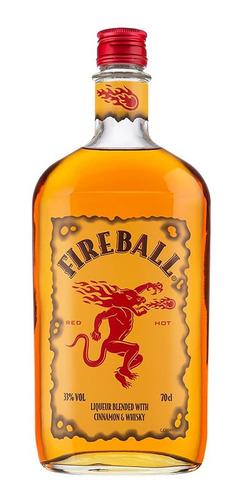 Fireball Cinnamon Whisky 750 Ml