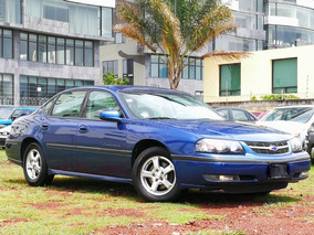 Chevrolet Impala 3.5 Ls A.i. Piel Abs Cd At Excelente