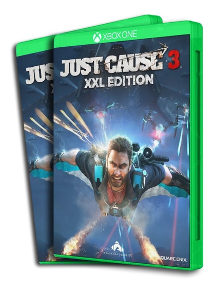 Just Cause 3: Xxl Edition