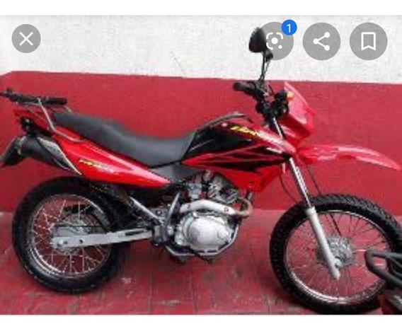 Honda Bross Nxr 150 Ks