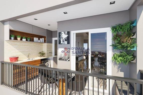 Apartamento Com 2 Dormitórios À Venda, 45 M² Por R$ 192.434 - Vila Carmosina - São Paulo/sp - Ap0253
