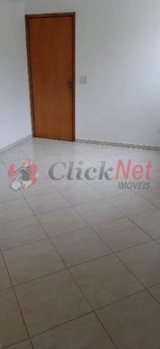 Apartamento À Venda No Bairro Alves Dias Em São Bernardo - 2730