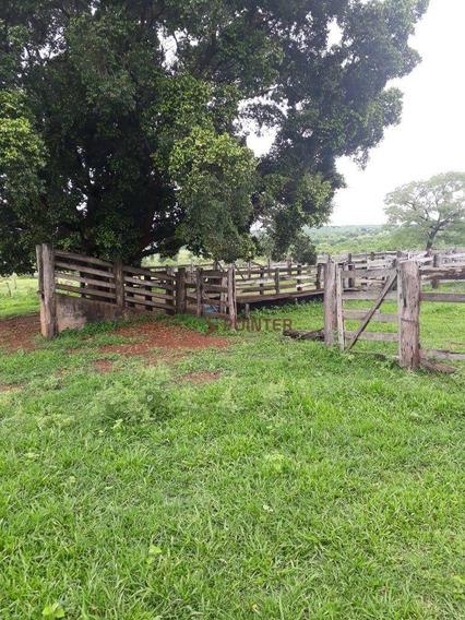 Fazenda Em Montes Claros De Goiás - Fa0004