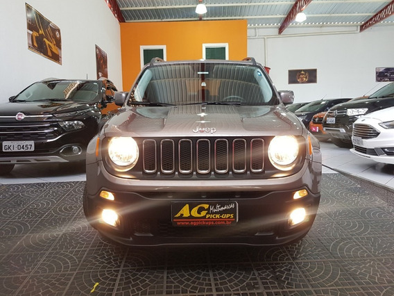 Jeep Renegade Longitude 2017 Com Apenas 9000km