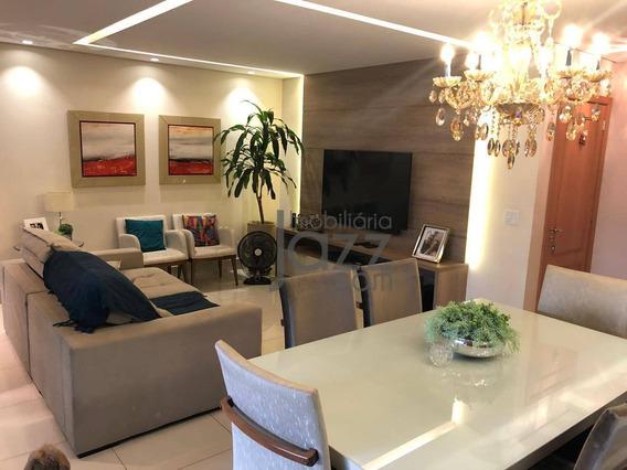 Apartamento Com 3 Suítes À Venda, 116 M² Por R$ 660.000 - Santa Cruz Do José Jacques - Ribeirão Preto/sp - Ap3633