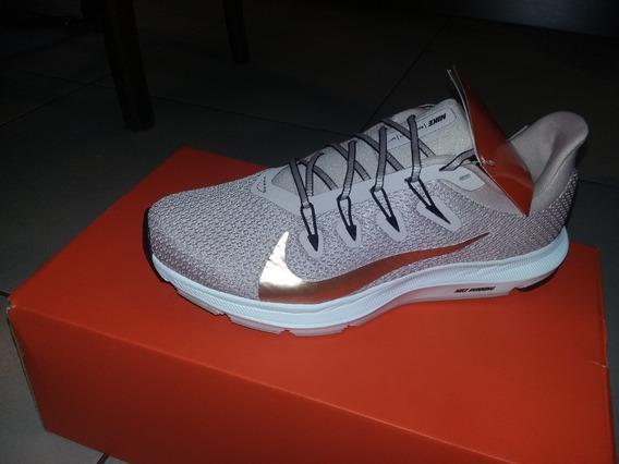 Zapatillas Nike Mujer Quest 2 Ci3803-200 Doradas