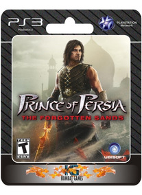 Prince Of Persia: The Forgotten Sands -ps3- (digital) *