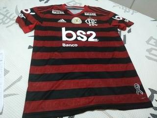 Camisa Flamengo Do Berrio 3 A 1 Contra O Internacional 25/9